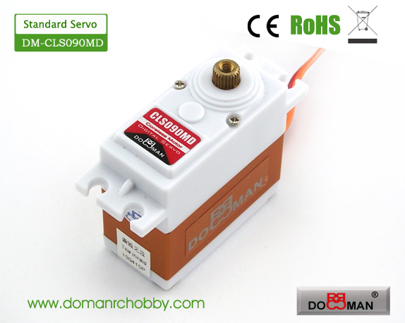 CLS090MD Metal Gear HV 9kg Coreless Digital Servo