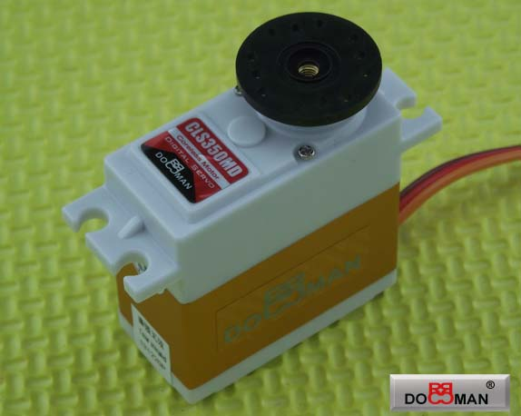 CLS350MD Metal Gear standard 35kg Coreless Digital Servo