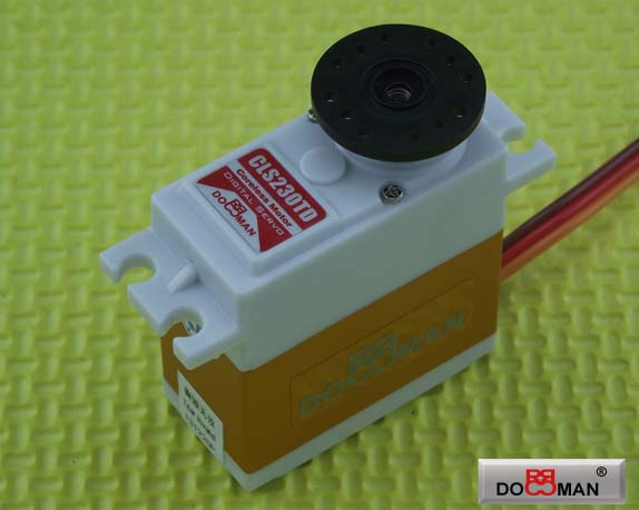 CLS230TD Titanium Gear HV 23kg Coreless Digital Servo