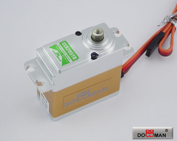 CLS205TD FMC Titanium Gear 20kg Coreless Digital Servo